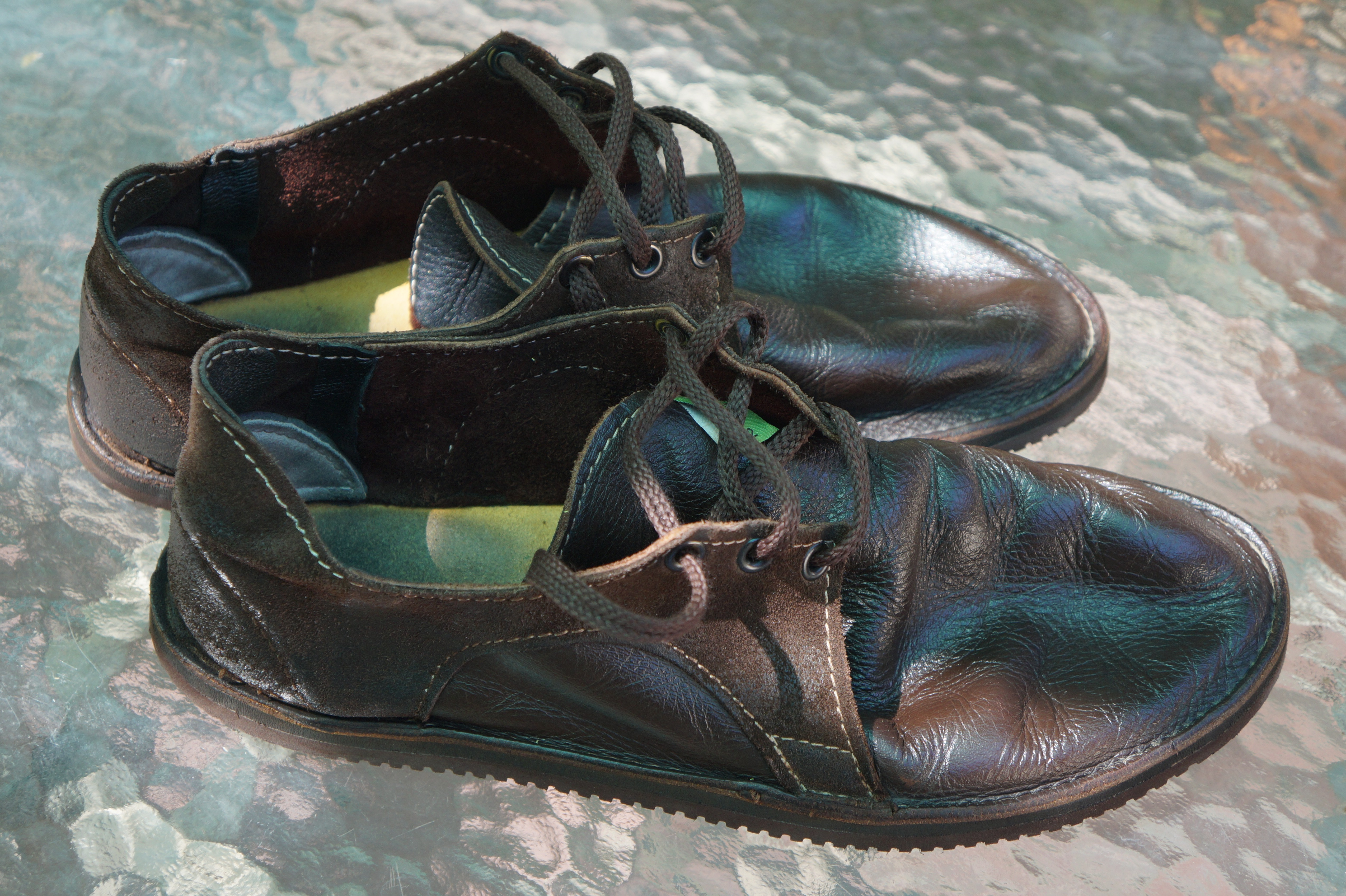 How To Repair Leather Shoes That Got Wet