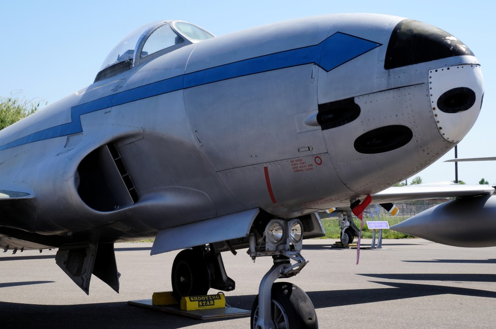 Lockheed F-80B Shooting Star