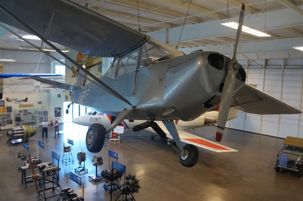 Taylorcraft L-2M Grasshopper
