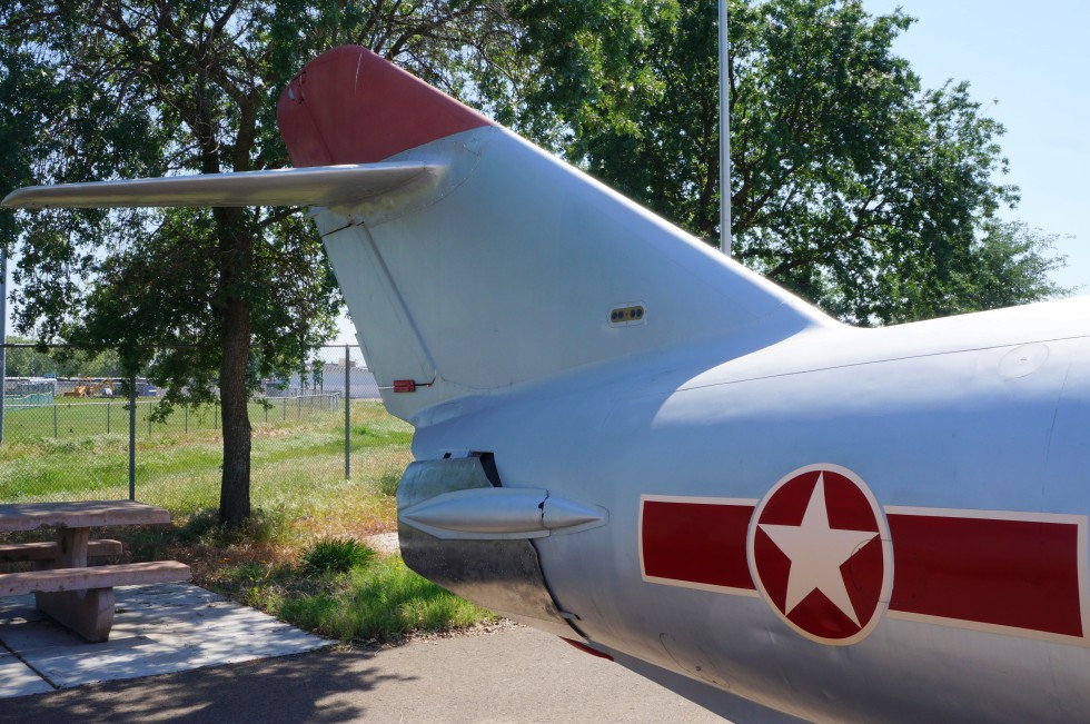 Mikoyan-Gurevich MiG-17PF Fresco E