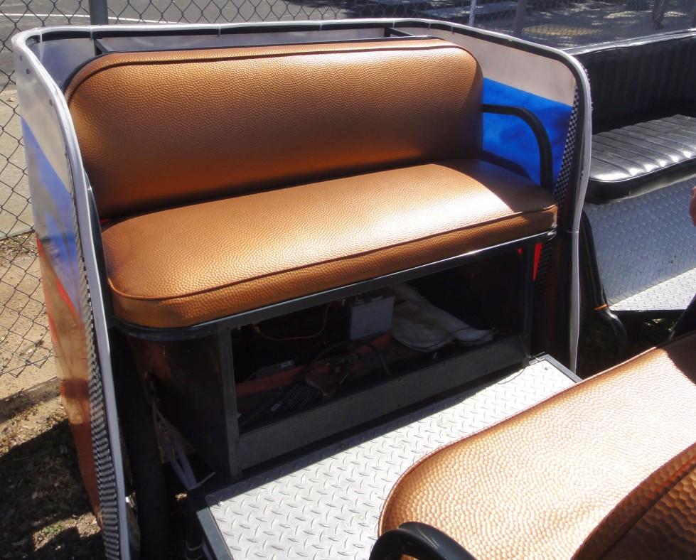 pedcab-seat